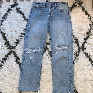 9214563b2a3 Levi's Jeans   Levis Wedgie Straight Lost Inside 27x255   Poshmark